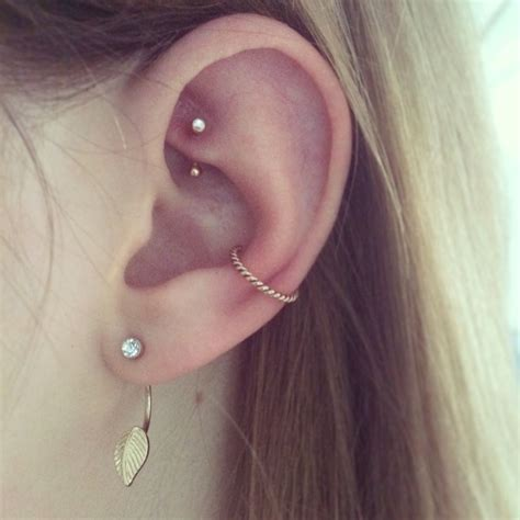 206 best images about ear piercings on daith