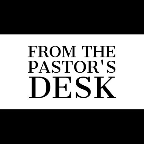 from the pastor s desk from the pastor s desk world day for consecrated life