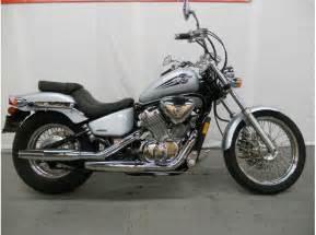 2007 Honda Shadow 2007 Honda Shadow Vlx Deluxe Vt600cd For Sale On 2040motos