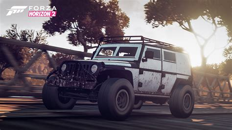 Fastest Jeep Wrangler Eight Cars Coming To Forza Horizon 2 With