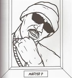 gangsta rap coloring book gangsta rap drawing www imgkid the image kid has it