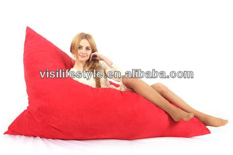 Sarung Beanbag Beanbag bantal besar untuk ruang tamu desainrumahid