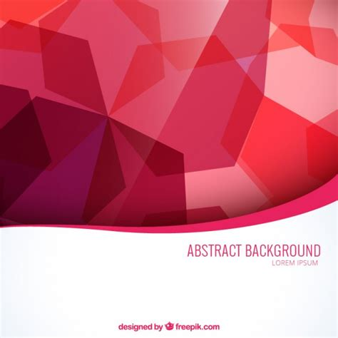 wallpaper freepik abstract background in red tones vector free download