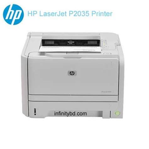 Printer Laserjet P2035 hp laserjet printer p2035