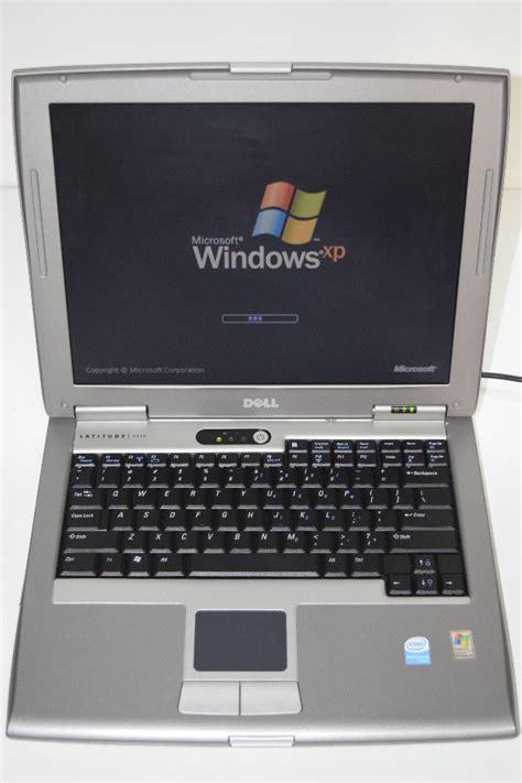 Laptop Dell Pentium dell latitude d510 pp17l laptop intel pentium premier