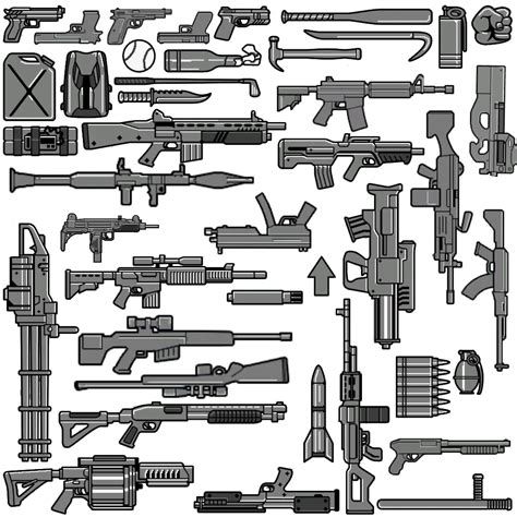 gta 5 all weapons gta iv and eflc weapon icons gta5 mods com