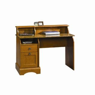 Sears Office Desk Sauder Graham Hill Desk Home Furniture Home Office Furniture Desks Hutches