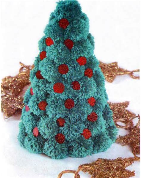 christmas decorating ideas  pompoms simple