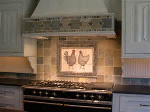 Tuscan Wall Murals ideas country kitchen backsplash decor trends