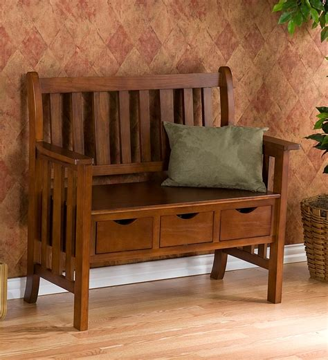 mission style storage bench mission style entry bench plans plans diy free download