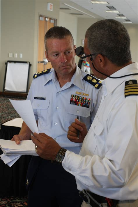 Coast Guard Warrant Officer by Chicago Maritime Community Convenes Harbor Safety