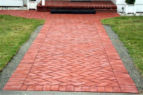 Paver Patio Bricks by Awesome Brick Pavers Ideas Http Lovelybuilding Do