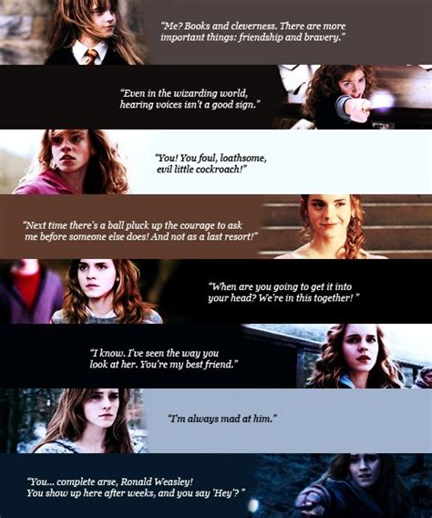 emma watson quotes harry potter emma watson harry potter hermione quotes image