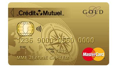 Plafond Carte Gold by Carte Gold Mastercard Avantages Plafond Cr 233 Dit Mutuel