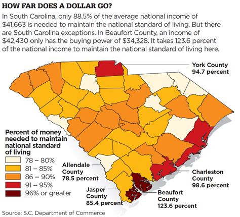 Of South Carolina Professional Mba Cost by The Data Salaries By District In South Carolina