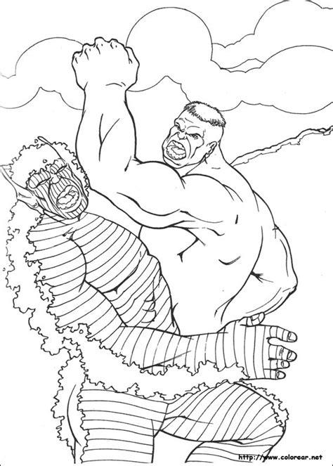 dibujos para pintar hulk dibujos para colorear de hulk
