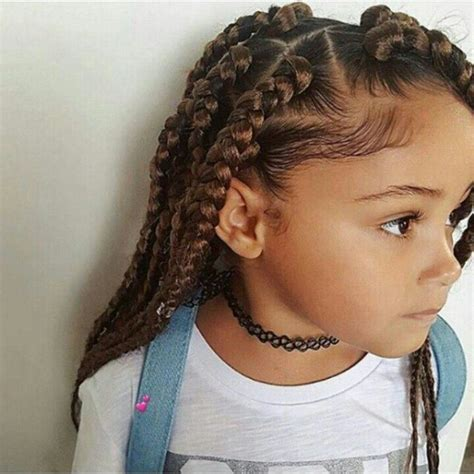 Hairstyles With Real Hair by Top 10 Cutest Hairstyles For Black In 2018 Pouted
