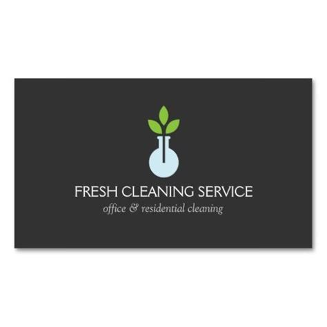 Cleaning Business Card Templates by Best 25 Cleaning Business Cards Ideas On