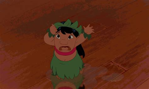 touching lilo and stitch gif find share on giphy lilo and stitch annoyed gifs find share on giphy