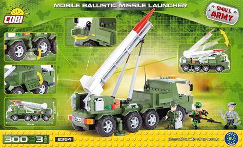 cobi mobile launcher mobile ballistic missile launcher cobi blocks from eu
