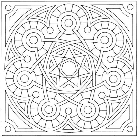 islamic mosaic coloring pages arabesque coloring sheets google search art class