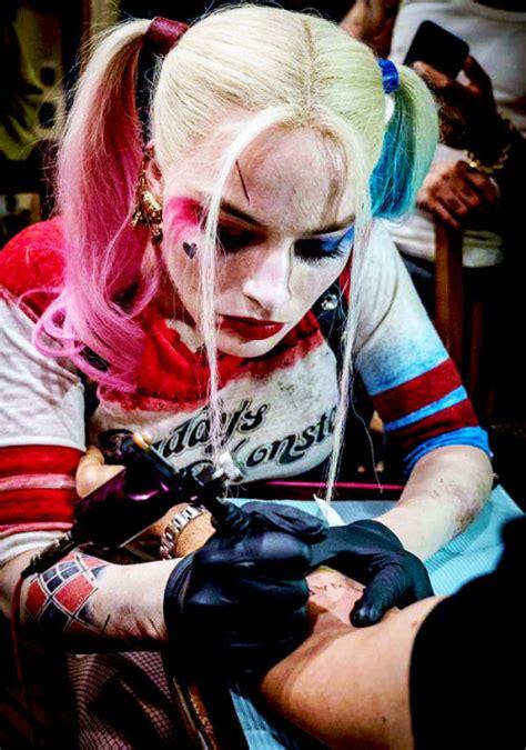 hahaha tattoo harley quinn tattoos