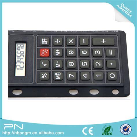 Digital Card Calculator by Solar Card Small Screen Desktop 8 Digital Pocket