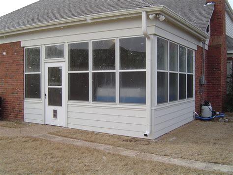enclosed porch byronhowell tripod com home inspirations