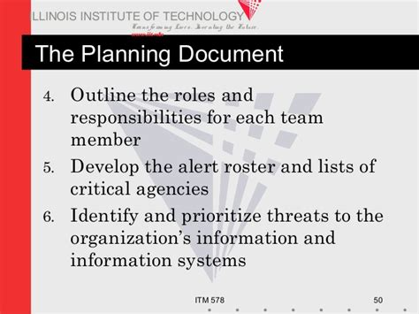 Disaster Recovery Roles And Responsibilities by Disaster Recovery Business Continuity