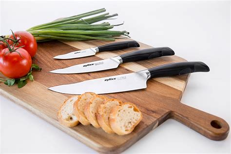 kitchen paring knives review zyliss kitchen knife set includes paring