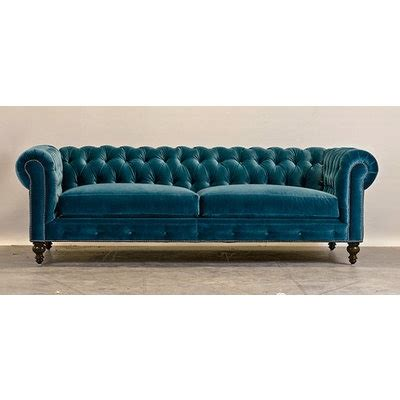New Chesterfield Sofa Chesterfield Sofa In Pavo Velvet Things For My New House Pinterest
