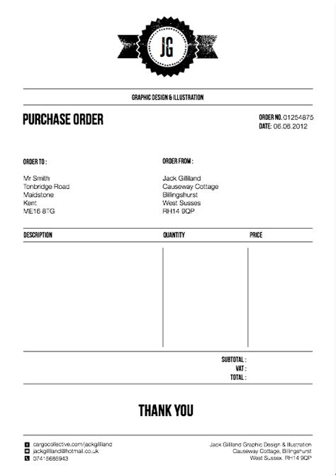 Letter Headed Invoice Books Designs For Invoice Letterhead And Purchase Order Career Development