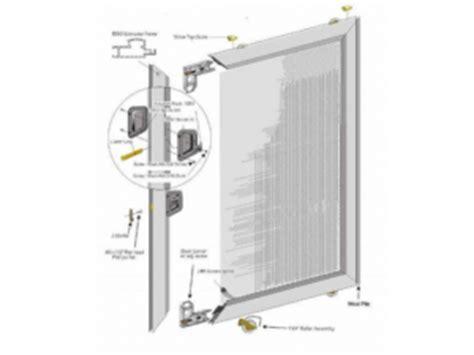 Heavy Duty Patio Screen Door Alumco Milgard Heavy Duty Extruded Aluminum Patio Slider Screenman Mobile Screening Service