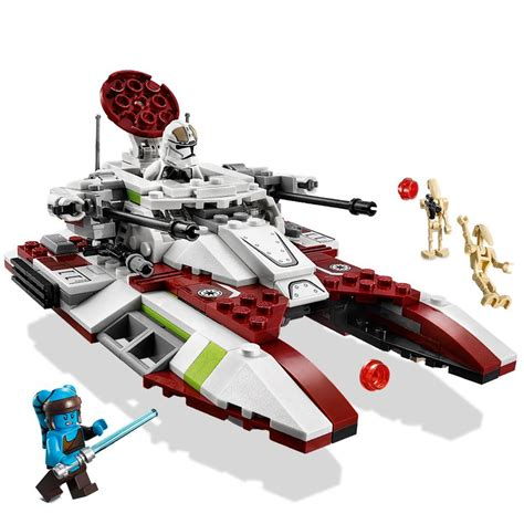 Lego Wars lego wars republic fighter tank 75182