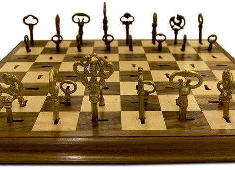 amazing chess sets david pickett s amazing chess set boing boing