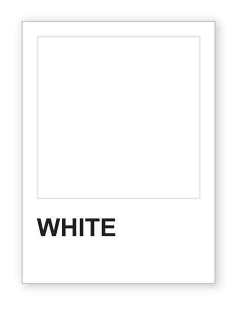 color code white colors
