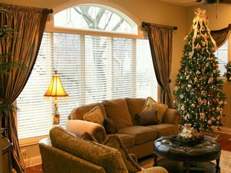 Window Curtains Ideas For Living Room Living Room Window Treatment Ideas Homeideasblog