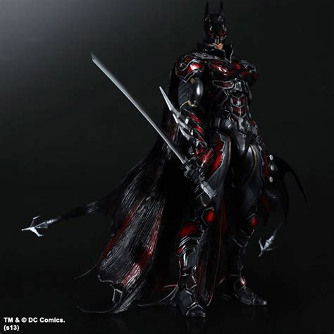 Play Arts Variant West Batman Ltd Color Ver square enix dc comics variant play arts batman limited