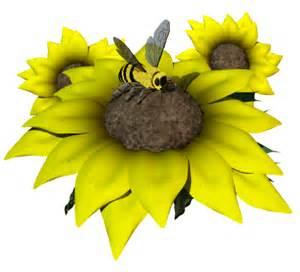 Gifs animados de girasoles e im 225 genes de flores animaciones de