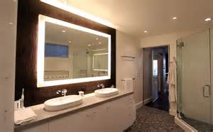 Large Bathroom Mirrors With Lights Interior Large Bathroom Mirrors With Lights Sink Vanity Unit Galley Kitchen Lighting 45