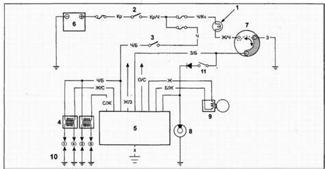 Honda Cb400 Система зажигания