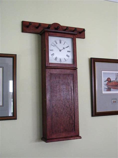 Shaker Style Wall Clock By Christopher Corveleyn