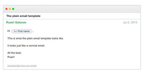 Gmail Custom Email Template Templates Station Intercom Email Templates