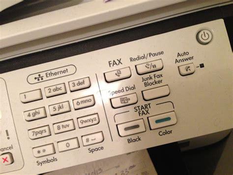 fax machines    fax machine work