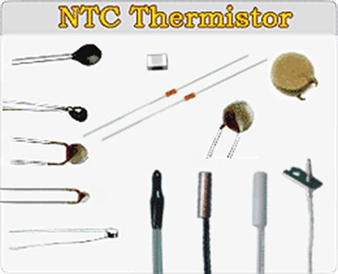 what does a thermal resistor do thermistors ptc thermistor ntc thermistors temperature sensor probe thermistors sensor