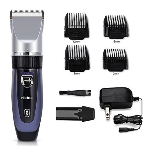 haircut with 12 clippers hair clippers hair trimmer electric haircut kit ceramic