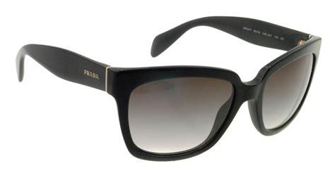 prada sunglasses new prada sunglasses spr 07p black 1ab0a7 56mm ebay