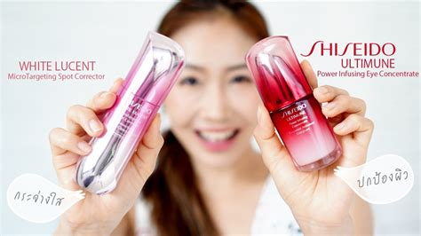 Shiseido Ultimune review shiseido ultimune white lucent