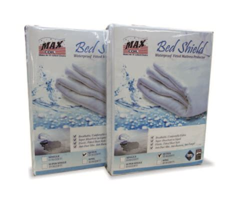 Waterproof Mattress Protector Singapore by Maxcoil Water Resistant Mattress Protector Furniture