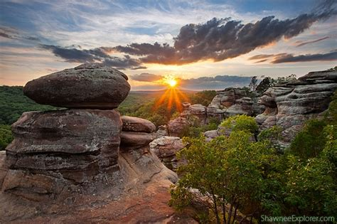 Shawnee National Forest Garden Of The Gods by Pin By Robbin Goode On Future Vacations